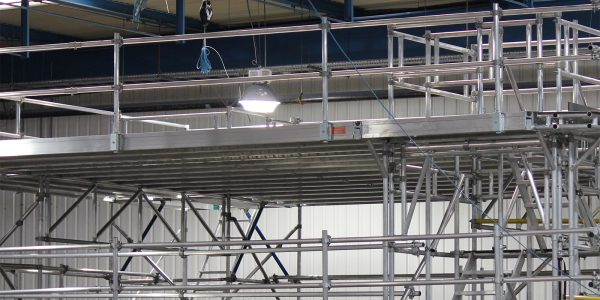 Instant Upright Aluminum Scaffold