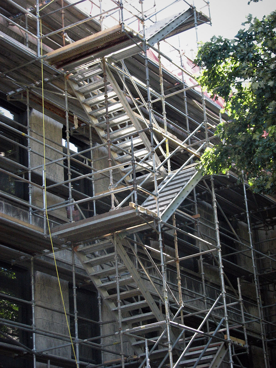 Systems Scaffold Service One Access